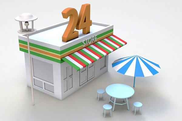 无人便利店系统开发